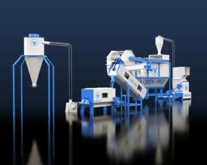 Купить Оборудование для переработки пластика (полимеров)